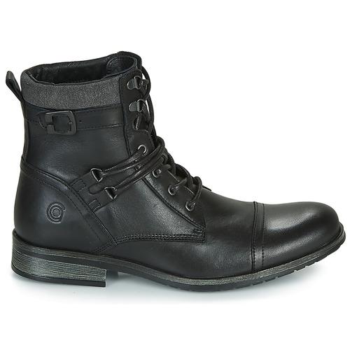 Rivigh Casual Attitude Boots Homme Noir dUMnYsiD