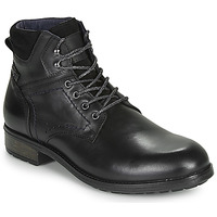 Chaussures Homme Boots Casual Attitude LULLY Noir