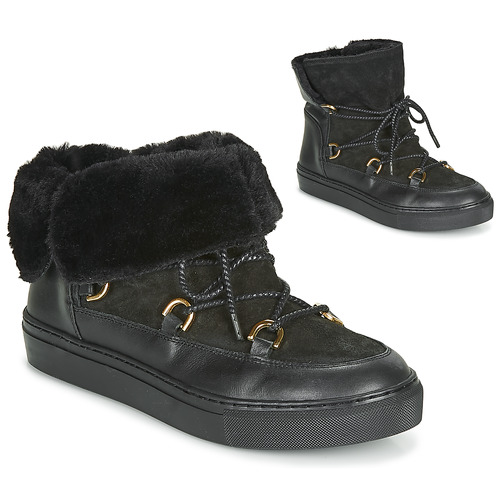 Chaussures Femme Boots Casual Attitude LONE Noir