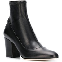 Chaussures Femme Bottes ville Sergio Rossi A75282 MAF715 nero