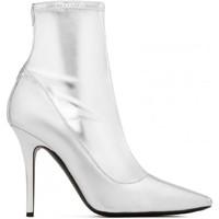 Chaussures Femme Bottes ville Giuseppe Zanotti I870030 001 argento