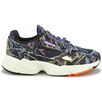 Chaussures Baskets mode adidas Originals Basket  Falcon W Jeans Multicolore Cg6249 Bleu