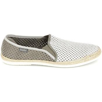 Chaussures Espadrilles Victoria Toile 5200131 Gris Gris
