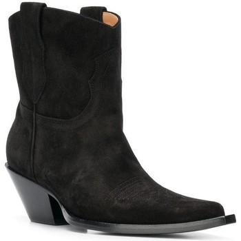 Chaussures Femme Bottes ville Maison Margiela S58WU0221 PR047 nero