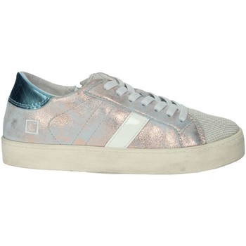 Chaussures Fille Baskets basses Date HILL LOW-A2 Rose
