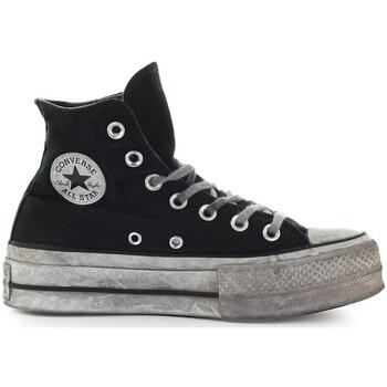 Chaussures Femme Baskets montantes Converse Baskets Hautes Chuck Taylor Black