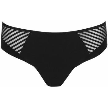 Sous-vêtements Femme Culottes & slips Marie Jo L'aventure slip rio salvador Noir