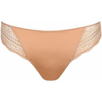 Sous-vêtements Femme Culottes & slips Marie Jo slip rio françoise Light Tan