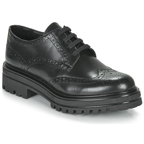 Chaussures Derbies Jonak Aricie Noir Femme J5lFTK1uc3