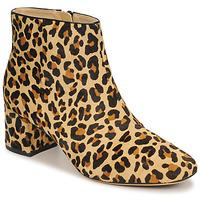 Chaussures Femme Bottines Clarks SHEER FLORA Léopard