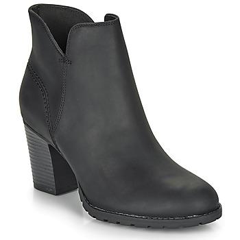 Chaussures Femme Bottines Clarks VERONA TRISH Noir