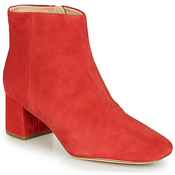 Chaussures Femme Bottines Clarks SHEER FLORA Rouge