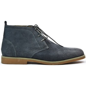 Chaussures Homme Boots Carla Samuel b12 Gris