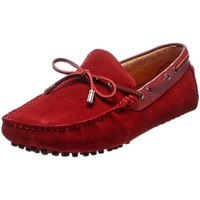 Chaussures Homme Mocassins Carla Samuel t07 Rouge