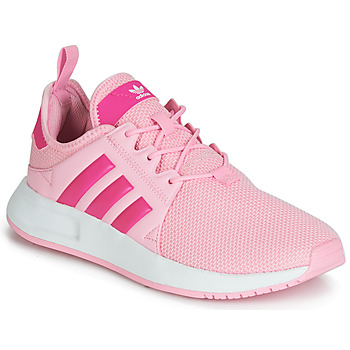 Chaussures Enfant Baskets basses adidas Originals X_PLR J Rose