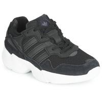 Chaussures Enfant Baskets basses adidas Originals YUNG-96 C Noir