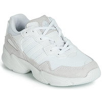 Chaussures Enfant Baskets basses adidas Originals YUNG-96 C Blanc