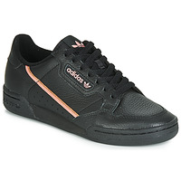 Chaussures Femme Baskets basses adidas Originals CONTINENTAL 80 W Noir