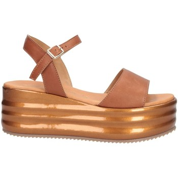 Chaussures Femme Sandales et Nu-pieds David Haron SISI PE CUOIO cuir