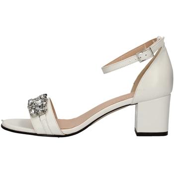 Chaussures Femme Sandales et Nu-pieds Soffice Sogno E9445C BLANC