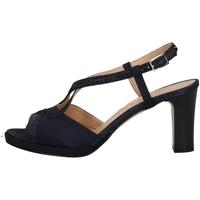 Chaussures Femme Sandales et Nu-pieds Soffice Sogno E9394 BLEU