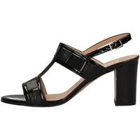 Chaussures Femme Sandales et Nu-pieds Soffice Sogno E9430C NOIR