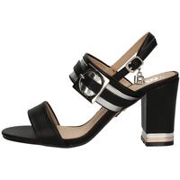 Chaussures Femme Sandales et Nu-pieds Laura Biagiotti 5513 NOIR