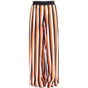 Vêtements Femme Pantalons fluides / Sarouels Silvian Heach CVP19427PA Noir