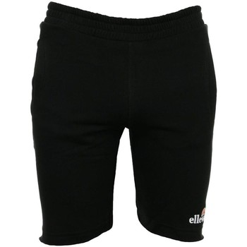Vêtements Homme Shorts / Bermudas Ellesse EH H SHORT LONG MOLLETON NOIR
