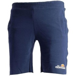 Vêtements Homme Shorts / Bermudas Ellesse EH H SHORT LONG MOLLETON BLEU