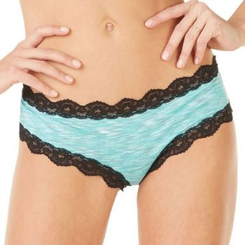 Sous-vêtements Femme Shorties & boxers Sweetiz TGASS1 bleu