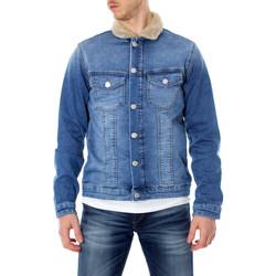Vêtements Homme Blousons Jack & Jones 12151198 bleu
