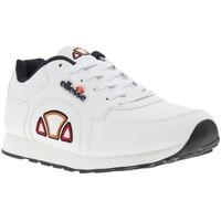Chaussures Homme Baskets basses Ellesse el913488 blanc