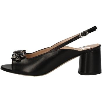 Chaussures Femme Sandales et Nu-pieds Musella S19573 NOIR