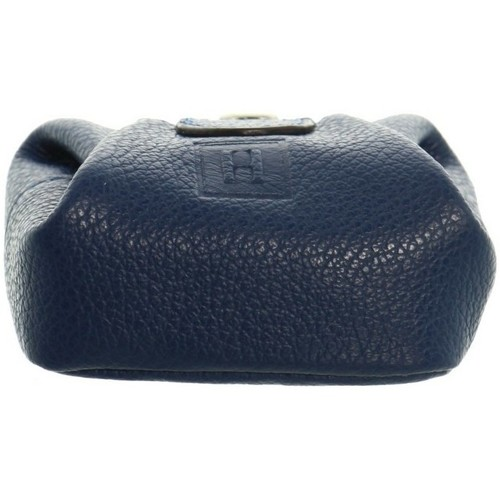 Sacs Femme Porte-monnaie Hexagona Porte-monnaie  en cuir ref_xga46244 Bleu 8*6*4 bleu