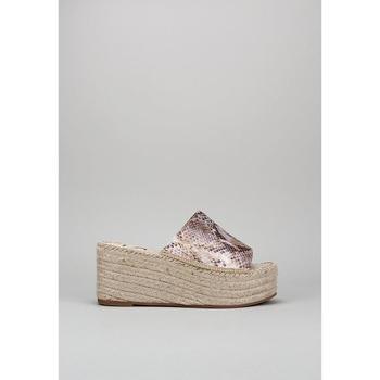 Chaussures Femme Espadrilles Senses & Shoes CARMEN Beige