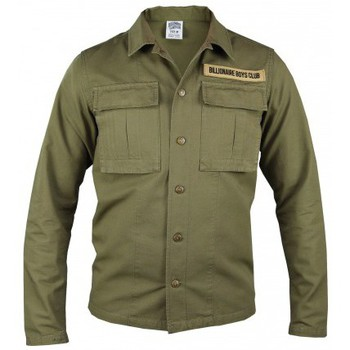 Chemises manches longues Billionaire Boys Club Veste Chemise  Captain Jacket BBC by Pharrell