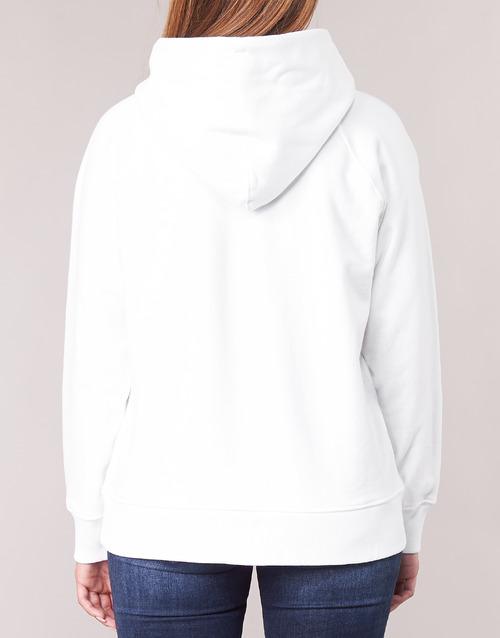 Femme Blanc Levi's Sport Hoodie Sweats Graphic 4L3Rj5A