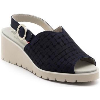 Chaussures Femme Sandales et Nu-pieds CallagHan 24605 bleu