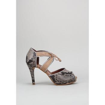 Chaussures Femme Sandales et Nu-pieds Vexed 18931 Beige