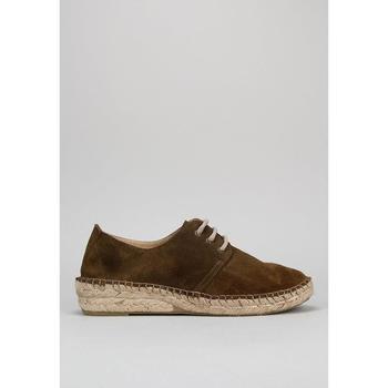 Chaussures Femme Espadrilles Senses & Shoes TAMBO vert