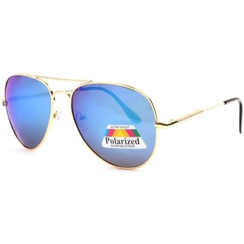 Montres & Bijoux Lunettes de soleil Eye Wear Lunettes  Mixte Bleu
