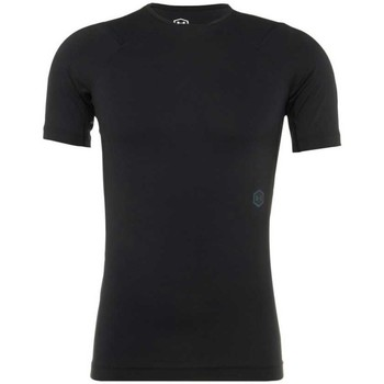 Vêtements Homme T-shirts manches courtes Under Armour Tee shirt rugby de compression Noir