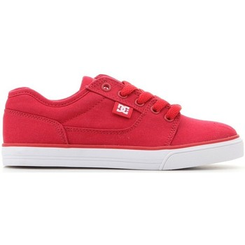 Chaussures Enfant Baskets basses DC Shoes Tonik TX Rouge