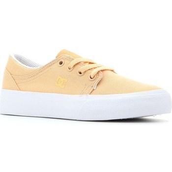 Chaussures Enfant Tennis DC Shoes Trase TX Jaune