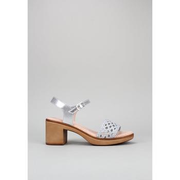 Chaussures Femme Sandales et Nu-pieds Sandra Fontan TRENDA Argenté