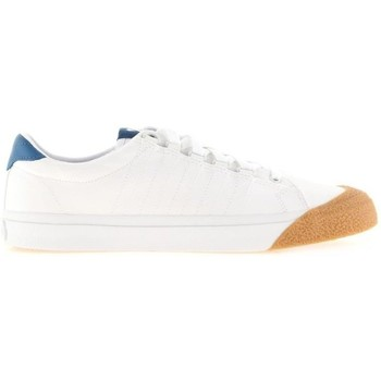 Chaussures Homme Baskets basses K-Swiss Irvine T Blanc