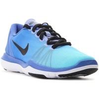 Chaussures Femme Baskets basses Nike Flex Supreme TR 5 Fade Bleu