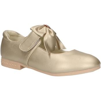 Chaussures Fille Derbies & Richelieu Urban 61FLX128C36 GOLD Gold