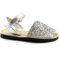 Chaussures Fille Sandales et Nu-pieds Ska -E19-MAIORCA-PL Argento